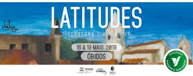 Óbidos recebe em 2019 nova edição do Festival Latitudes – Literatura e Viajantes